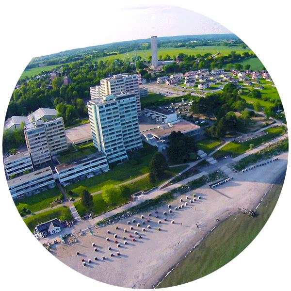 Sierksdorf_Ferienpark_Luftaufnahme